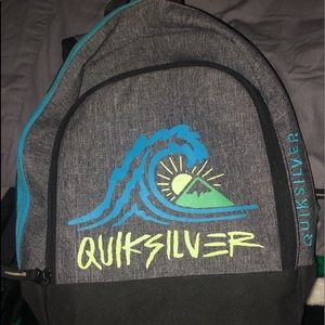 Quicksilver backpack